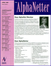April 1999 Newsletter