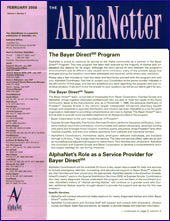 February 2000 Newsletter