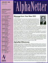 January 1999 Newsletter