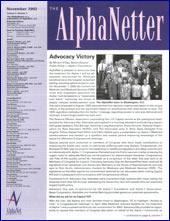November 2002 Newsletter