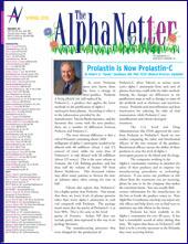 Spring 2010 Prolastin Newsletter