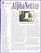 Summer 2011 Newsletter